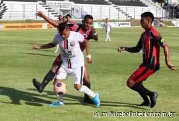 POTIGUAR: Força e Luz e Assu fazem jogo truncado e não saem do zero - Futebol Interior - Futebolinterior