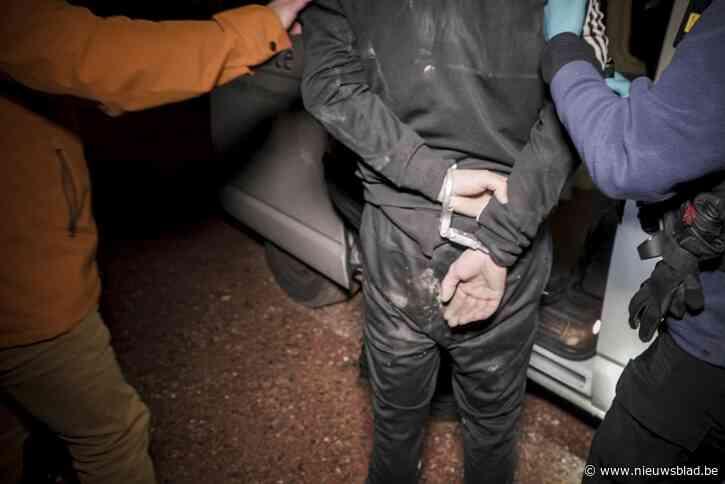 Duo gearresteerd na inbraak in Overpelt