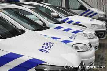 Ruit vrachtwagen verbrijzeld in Neerpelt