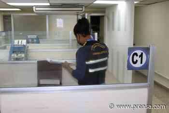 Fiscalía Anticorrupción inspecciona oficinas de la Lotería de San Miguelito y Los Pueblos - La Prensa Panamá