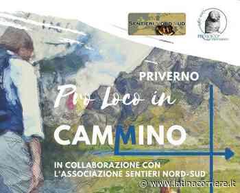 Pro Loco Priverno, in cammino dal 30 maggio - LatinaCorriere