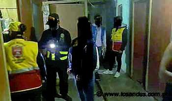 Camaná: Allanan prostíbulo clandestino que operaba dentro de bar en Secocha - Los Andes Perú