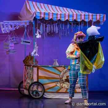 Teatro Jaguares recibirá 50% de aforo; presenta dos puestas en escena: Embriz - Portal
