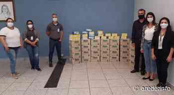 Empresa doa equipamentos para a saúde de Arapoti - ARede