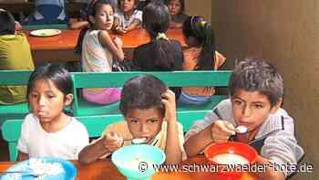 Waldachtal - Täglich ein Mittagessen für Kinder in Peru - Schwarzwälder Bote