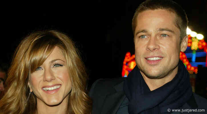 Jennifer Aniston Mentions Ex Husband Brad Pitt in a New Interview & What She Says Is So Sweet!