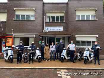 Misano Adriatico e Riccione, ecco i nuovi mezzi elettrici della Polizia Locale - Chiamamicitta - ChiamamiCittà
