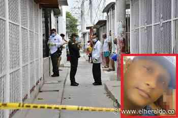Identifican a hombre que murió tras balacera con policías en Malambo - EL HERALDO