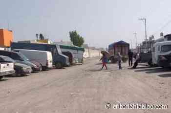 Solicitan rehabilitar camino en Tizayuca - Criterio Hidalgo