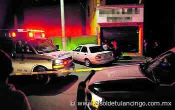 Asesinan a un hombre dentro de su auto en Tizayuca - El Sol de Tulancingo