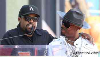 Sir Jinx, Producer For Ice Cube, Sues Rapper Over Unpaid Royalties - HipHopWired