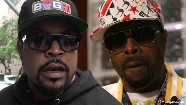 Ice Cube's Longtime Collaborator Sir Jinx Sues Him for Unpaid Royalties - TMZ
