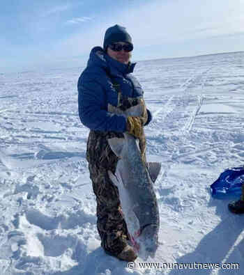 30-pound trout lands $7,500 prize at Cambridge Bay fishing derby - NUNAVUT NEWS - Nunavut News