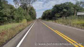 Ligação entre Cerro Largo e Rolador recebe serviços de pavimentação - Portal de Camaquã