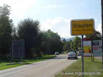 Staufen: Verkehrsbehinderungen wegen Sanierung der Neumagenbrücke - Regenbogen