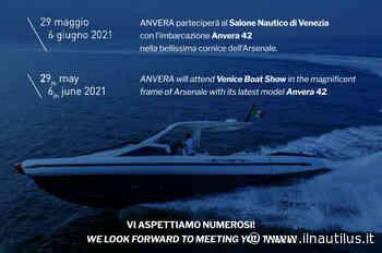 VENICE E-REGATTA 2021: Anvera E-lab - Il Nautilus