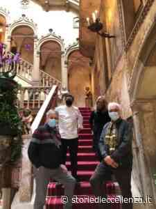 L'Executive Chef dell'Hotel Danieli, a Luxury Collection Hotel, Venice, Alberto Fol, prende parte al progetto Senza Terra / Pomerio – Evento collaterale della 17. Mostra Internazionale di Architettura - Storie di Eccellenza