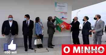 Ministro inaugurou modernização de Portinho e nova Lota em Viana do Castelo - O MINHO
