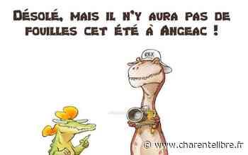 SONDAGE. Les dinosaures, levier d'attractivité touristique en Charente? Mazan y croit. Et vous? - Charente Libre