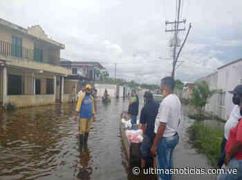 Atienden a familias afectadas por inundaciones en Guasdualito y Páez - Últimas Noticias