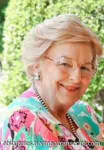Jean Ladner | Obituary | The Norman Transcript - Norman Transcript