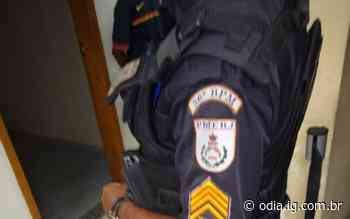 Miracema: Foragido da justiça é preso por tráfico de drogas durante ação do 36° BPM - Jornal O Dia