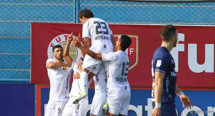 A pensar en la Sudamericana: Melgar goleó 3-0 a Cienciano en la última fecha de la Fase 1 - Diario Depor