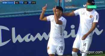 'Cucharita' y a celebrar: el golazo de Arias para el 1-0 en el Melgar vs. Cienciano [VIDEO] - Diario Depor