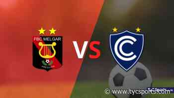 Con doblete de Alexis Arias, Melgar derrotó a Cienciano - TyC Sports