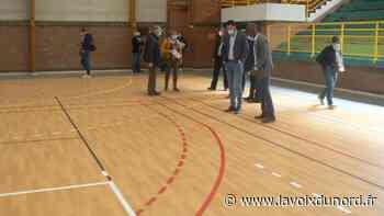 Oignies : fermée depuis cinq ans, la salle Coubertin rouvre pour les scolaires et les sportifs - La Voix du Nord