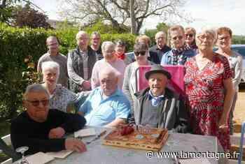 Zim est un centenaire heureux - Cusset (03300) - La Montagne