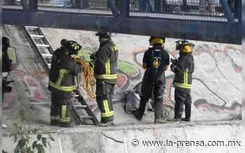 Hallan cuerpo de un hombre en canal de aguas negras de Zumpango - La Prensa