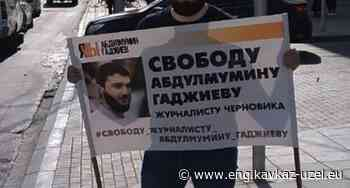 Gadjiev's colleagues inform about interest of Makhachkala residents in action of his support - Caucasian Knot