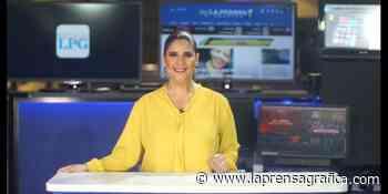 Noticiero LPG 24 de mayo: Condenan asesinato de maestra en Cojutepeque - La Prensa Gráfica