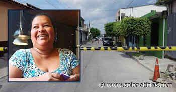 Piden justicia por asesinato de maestra en Cojutepeque, Cuscatlán - Solo Noticias