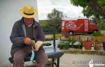 Redondo: Biblioteca itinerante volta à estrada para promover a leitura - Diário Digital