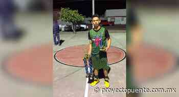 Desaparece joven deportista Christian Alekzander en calles de Caborca - Proyecto Puente