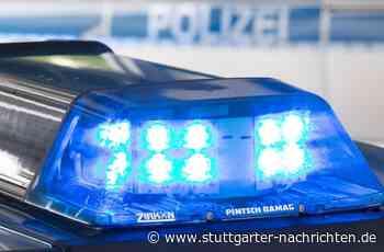 Angriff in Remshalden - Unbekannte schlagen mit Stangen auf 26-Jährigen ein - Stuttgarter Nachrichten
