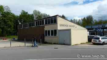 Bauhof Neckartenzlingen : Da hilft nur noch ein Komplett-Abriss - SWP