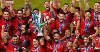 Champions Cup: Der fünfte Stern für Toulouse - Rhein-Neckar Zeitung