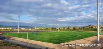 Valladolid: Sportanlage für Rugby-Team nimmt Gestalt an - Stadionwelt