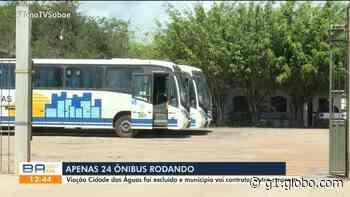 Moradores de Alagoinhas reclamam do transporte coletivo após contrato com empresa de ônibus ter sido encerrado - G1