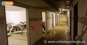 """Das Ende des """"Bunkers"""" in Parsberg - Mittelbayerische"""