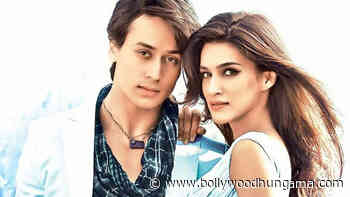 "FUNNY - Tiger Shroff: ""Kriti Sanon BULLIES me, she pushes me around in...""| 7 Years Of Heropanti - Bollywood Hungama"