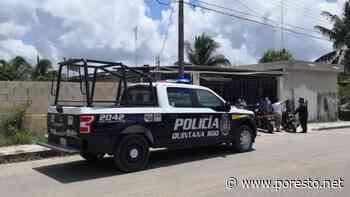 Detienen a dos hombres por intento de robo en Felipe Carrillo Puerto - PorEsto