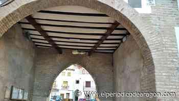 El ayuntamiento refuerza el Arco de San Antón - El Periódico de Aragón
