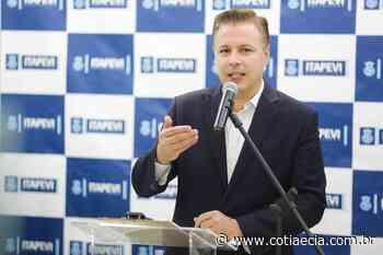 Prefeito de Itapevi, Igor Soares é eleito presidente estadual do partido Podemos - Cotia e Cia