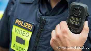 Hammelburg: Feiernde geht auf Polizisten los - Main-Post