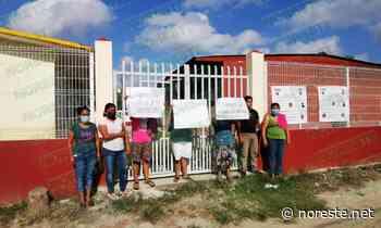 Director de escuela primaria de Sombrerete da mal ejemplo a los alumnos - NORESTE