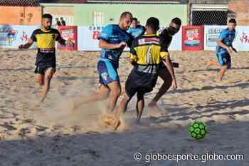 Bom Jardim vence Santa Inês em etapa regional do Maranhense de futebol de areia - globoesporte.com